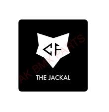 The Jackal Carl Frampton  Northern Ireland Sticker McGuigan 4in Car etc