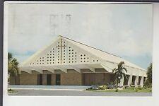 Saint Pius X Catholic Church Fort Lauderdale  FL Florida