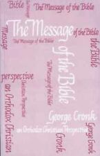 The Message of the Bible. An Orthodox Christian Perspective
