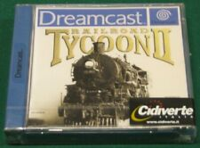 Videogame Dreamcast RAILROAD TYCOON II PAL NEW & SEALED