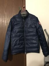 Canada Goose Lodge Jacket Spirit Blue Large