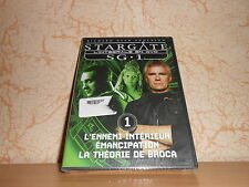 dvd série tv STARGATE SG 1 n° 1 (3 épisodes) - sous blister