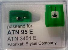 1 piece spare needle (Stylus Company) for AudioTechnica ATN95E atn3451e AT95E