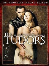 The Tudors - The Complete Second Season (DVD, 2009, 4-Disc Set, Widescreen)