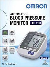 Omron HEM 7130 Deluxe Upper Arm Blood Pressure BP Monitor