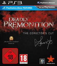 Uncinato Premonition: the Director's Cut-Multilingual NEW/Nuovo! RARE!