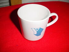 CORNING YMCA CORNING Y FOR LIFE VERY HARD TO FIND COFFEE CUP FREE USA SHIP