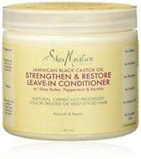 Shea Moisture Jamaican Black Castor Oil Grow & Restore Leave In Conditioner