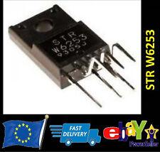 STRW6253 STR-W6253 SANKEN Integrated Circuit TO-220F-6 - NEW