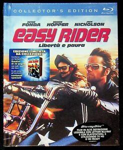 EBOND Easy Rider  Libertà e paura BLU-RAY EDIZIONE LIMITATA + BOOKLET D366011