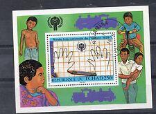 Tschad Block 76    Internationales Jahr des Kindes