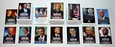 DECISION 2016 POLITICAL TRADING CARD SET 349 CARDS/298 BASE/42 SP/9 RARE VARIANT