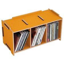 CD Caja Werkhaus amarillo, apilable