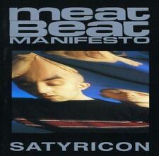 Meat Beat Manifesto - Satyricon (NEW CD)