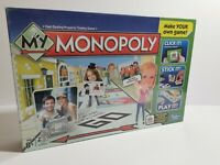 My Monopoly Hasbro - Make Your Own Game Brand New and Sealed