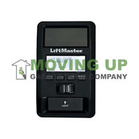 Sears Craftsman 41A7563 Compatible Multi-function Wall Control Garage Opener