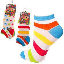 Polyester Ankle-High Socks for Women