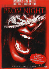 Prom Night [New DVD] With Bonus Disc, Subtitled, Unrated