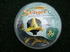 20 New Champ Men's Stinger Large Thread Soft Golf Spikes Packaged For Display