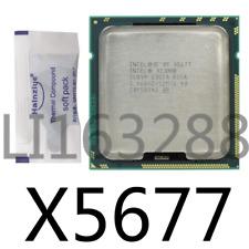 Intel Quad-Core Xeon X5677 3.4GHz 12M 6.40 Socket 1366 CPU Processor