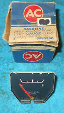 1961-1964 Pontiac Catalina Star Chief Bonneville Grand Prix NOS GASOLINE GAUGE