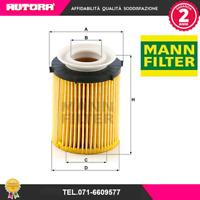 HU7116Z-G Filtro olio Infiniti-Mercedes-Benz (MANN FILTER)