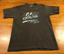 Vintage Catalina Beach Bum T Shirt Single Stitch Adult M/L