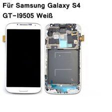 Weiß LCD Display & Touchscreen & Rahmen Für Samsung Galaxy S4 LTE GT-I9505