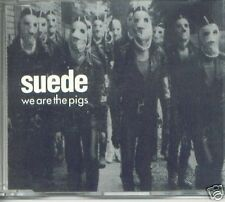 SUEDE - WE ARE THE PIGS + KILLING OF A FLASH BOY + WHIPSNADE CD SINGLE 1994