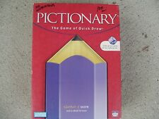 PARKER BROTHERS Pictionary Party Board # 04531 GameBoard Game 2007 Edition