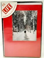 Box of Life Christmas Greetings 16 Holiday Cards & Envelopes Dreaming of a White