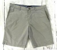 Banana Republic Size 36 Men's Chinos Shorts Slim Fit 100% Cotton