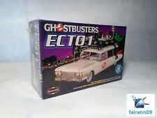 Polar Lights GHOSTBUSTERS ECTO 1 -1959 CADILLAC AMBULANCE HEARSE #6812 Model Kit
