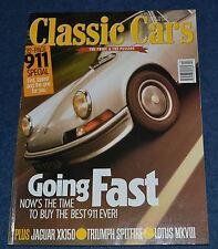 Classic Cars October 1997 Jaguar XK150, Jowett Javelin, Triumph Spitfire MkIV