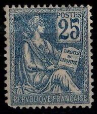 MOUCHON 25c du Type 2, Neuf ** = Cote 500 € / Lot Timbre France 118 (2nd choix)
