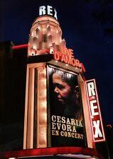 CESARIA EVORA - LIVE D'AMOR   DVD NEW+