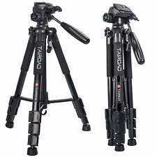 Camera Tripod Camcorder Support Stand Holder Mount Strong Lightweigth Stabiliser