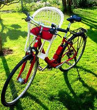 Kinderfahrradsitz Fahrradsitz vorne DDR Weide Lenker Weidenkorb Fahrradkorb Neu
