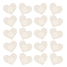 10 Pairs Nipple Covers Breast Stickers Self Adhesive Pasties Heart Shape New