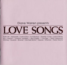 DIANE WARREN - Love Songs [CD 2005]  WPCR-12028 JAPAN CD