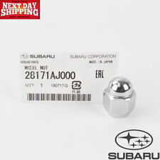 Subaru Crosstrek Impreza Ascent Forester Metal Wheel Nut Genuine OEM 28171AJ000
