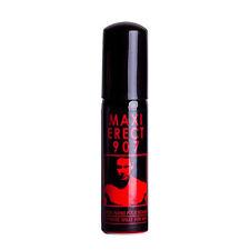 Maxi Erect 907 Stimulant Spray 25ml Adult Ejaculation Male