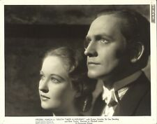 *DEATH TAKES A HOLIDAY (1934) Fredric March and Evelyn Venable at Moving Climax