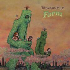 Dinosaur Jr. Farm 2009 limitée 180g VINYLE 2lp+17.8cm+MP3+Affiche scellé / NEUF