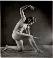 French stereo photo artistic nude 2