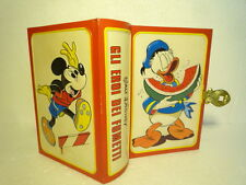 FANTASTIC VINTAGE MONEY / COIN  TIN  BANK MICKEY MOUSE DONALD DUCK WALT DISNEY
