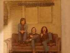 """Crosby, Stills and Nash """"Crosby, Stills and Nash"""" Gatefold LP #F"""