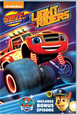 Blaze and the Monster Machines: Light Riders! - Ellen Martin [DVD]