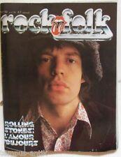 ROCK ET FOLK N°139 AOUT 1978