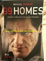 MICHAEL SHANNON 99 HOMES GOLDEN GLOBE NOMINEE MOVIE POSTER SIGNED 12x18 REPRINT